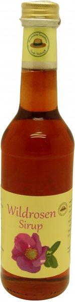 Fercher Wildrosen-Sirup, Flasche 350 ml