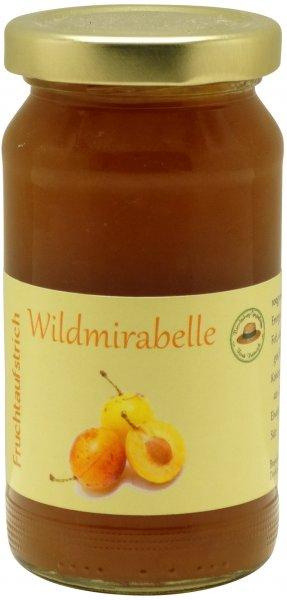Fercher Fruchtaufstrich Wildmirabelle, Glas 235 g
