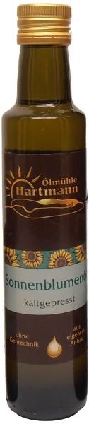 Schwäbisches Sonnenblumenöl, Flasche 250 ml