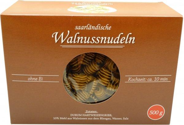Saarländische Walnuss-Nudeln, Packung 500 g