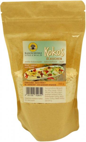Spreewälder Kokos-Mehl, Packung 250 g