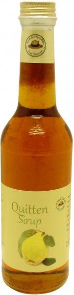 Fercher Quitten-Sirup, Flasche 350 ml