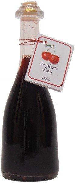Fercher Sauerkirsch-Essig, Flasche 200 ml