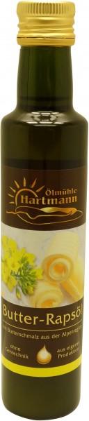 Schwäbisches Butter-Rapsöl, Flasche 250 ml