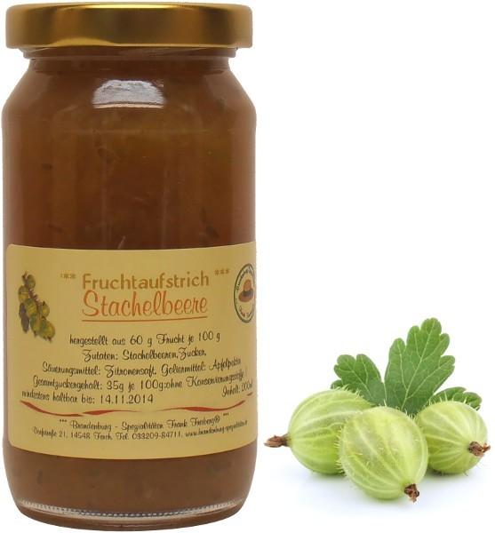 Fercher Fruchtaufstrich Stachelbeere, 200 ml