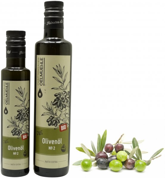 Italienisches Bio Olivenöl No. 2 -Sizilien-