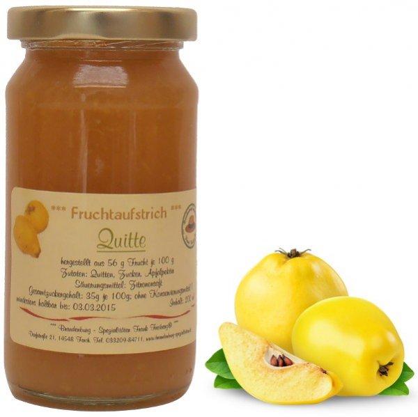 Fercher Fruchtaufstrich Quitte, 200 ml