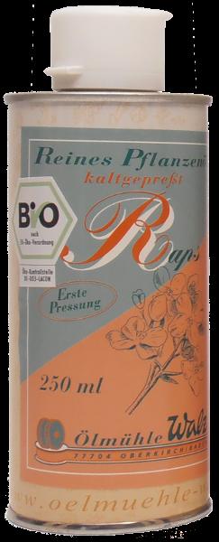 Badisches Bio Rapsöl, 250 ml