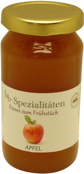 Fercher Fruchtaufstrich Apfel nach Art eines Gelees, Glas: 230 g