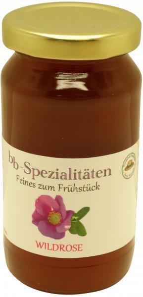 Fercher Fruchtaufstrich Wildrose nach Art eines Gelees, Glas: 230 g