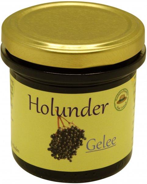 Fercher Holunder-Gelee, Glas: 160 g