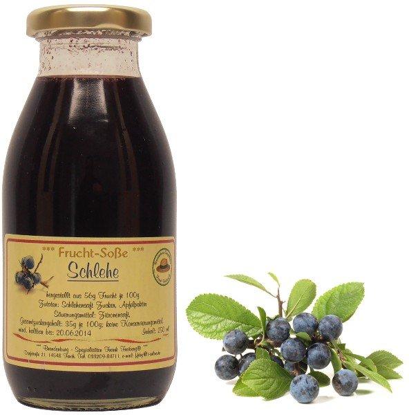 Fercher Schlehen-Fruchtsoße, 250 ml