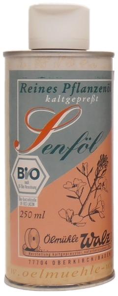 Badisches Bio Senföl, Dose 250 ml