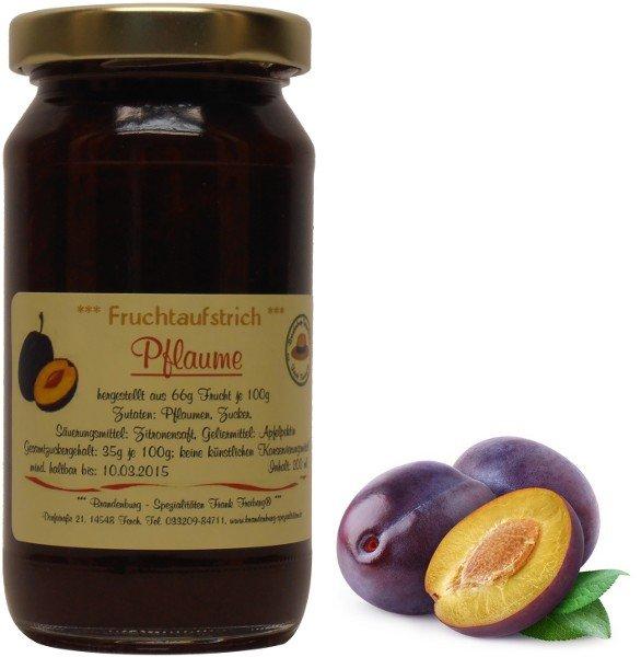 Fercher Fruchtaufstrich Pflaume, 235 g