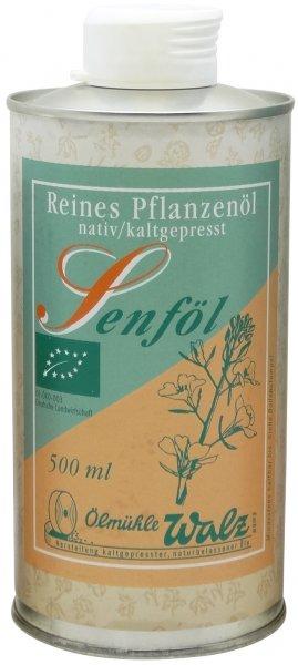 Badisches Bio Senföl, Dose 500 ml