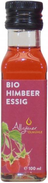Allgäuer Bio Himbeeressig, Flasche: 100 ml