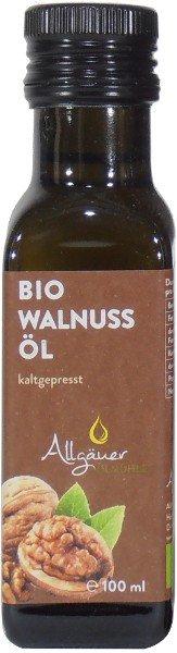 Allgäuer Bio Walnussöl, 100 ml