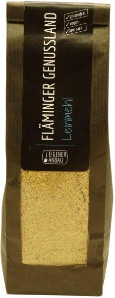 Fläminger Leinmehl, Packung: 200 g