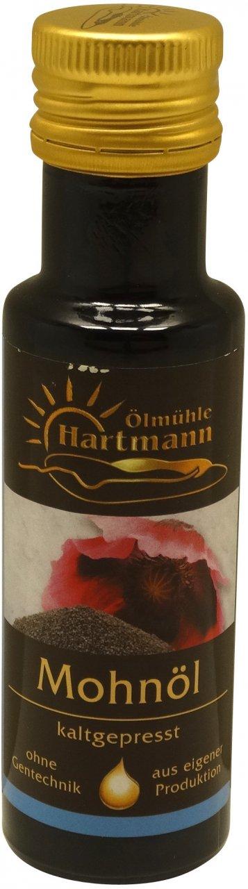 Ölmühle Hartmann GbR Schwäbisches Mohnöl - 100 ml