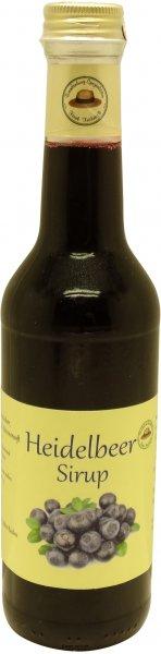 Fercher Heidelbeer-Sirup, Flasche 350 ml