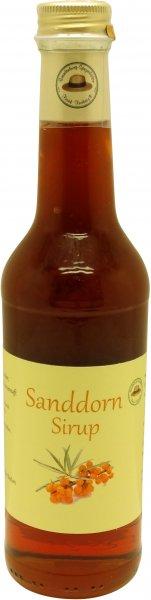 Fercher Sanddorn-Sirup, Flasche: 350 ml