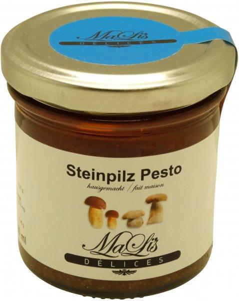Bliesgauer Steinpilz-Pesto, Glas: 150 ml
