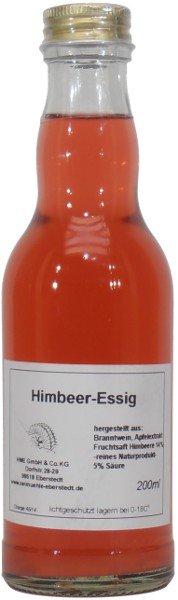 Eberstedter Himbeer-Essig, Flasche: 200 ml