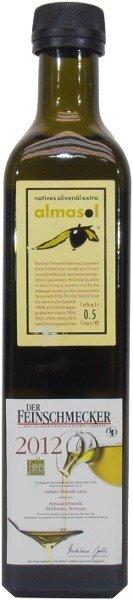 Spanisches Olivenöl almasol, Flasche 500 ml
