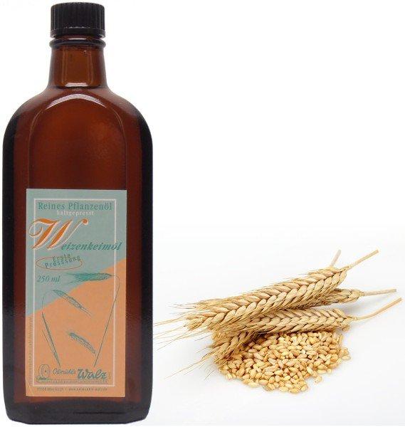 Badisches Weizenkeimöl, 250 ml