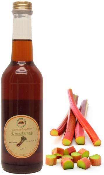 Fercher Rhabarber-Sirup, 350 ml