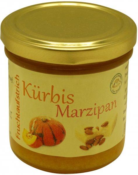 Fercher Fruchtaufstrich Kürbis-Marzipan, Glas 175 g