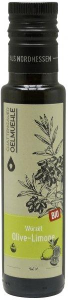 Chattengauer Bio Würzöl Olive-Limone, Flasche 100 ml
