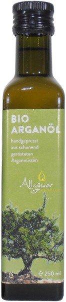 Marokkanisches Bio Arganöl, Flasche 250 ml