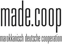 Logo der marokkanisch deutschen cooperation made.coop