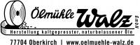 Logo der Ölmühle Walz, Oberkrich